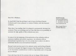 petrnko letter