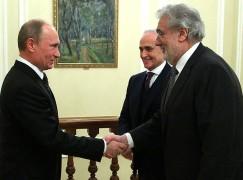 Venezuela awards peace prize to … Putin