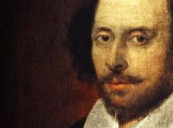UK opens Shakespeare year by arresting Shakespeare scholar