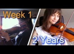 viral violinist