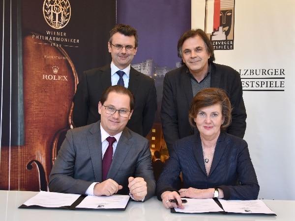 Vienna Phil signs away five more Salzburg summers
