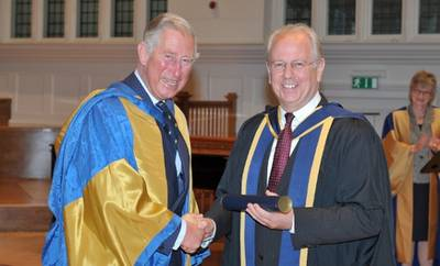 Guildhall principal to retire