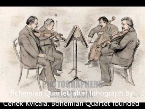 Why are the best string quartets mostly Czech?