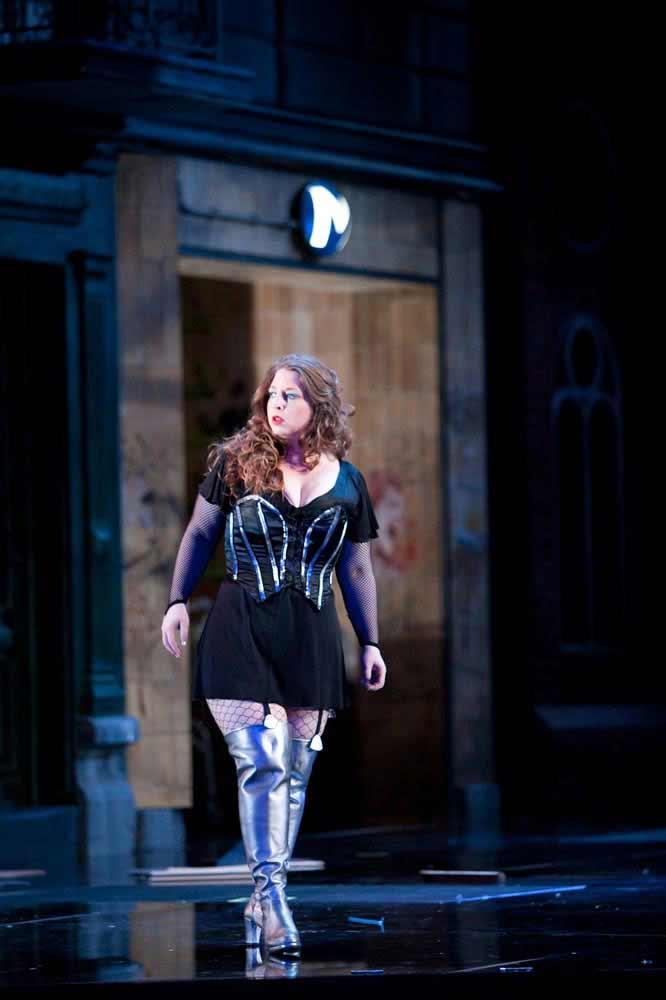 Israeli soprano gets a Vienna Opera break
