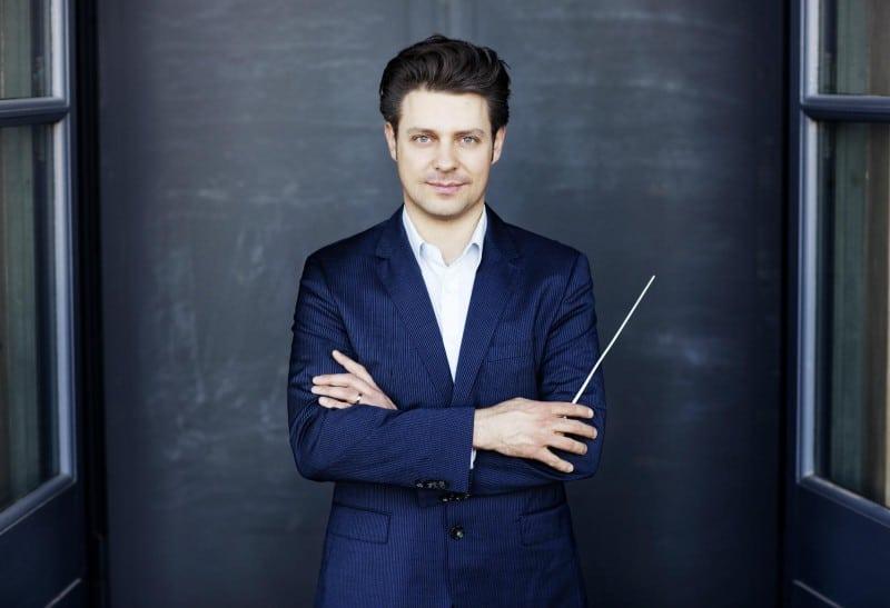 Conductor's sick? Call the trombone…