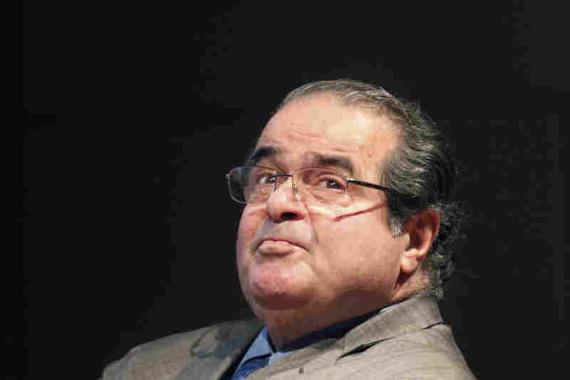 Justice Scalia on music: 'Well, they had to do *something*'
