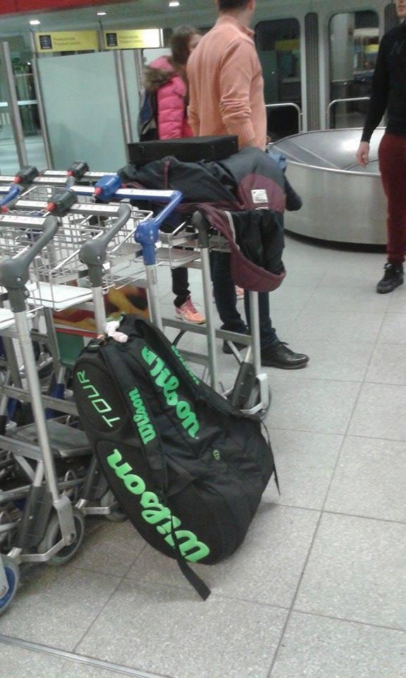 Airline breaks violin promise
