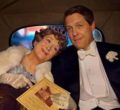 'Saturation release' for Florence Foster Jenkins