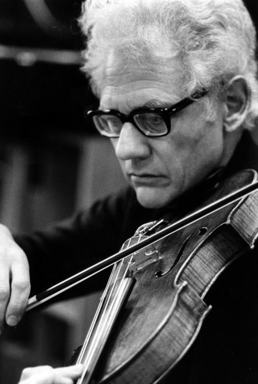 Death of a great quartet violist