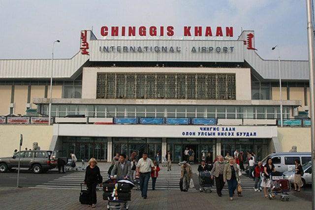 Chinggis Airport