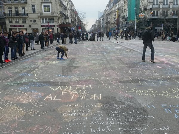 brussels bourse square