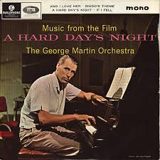 George Martin 'never took a second drink'