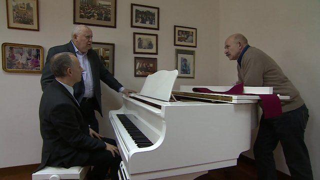 gorbachev sings