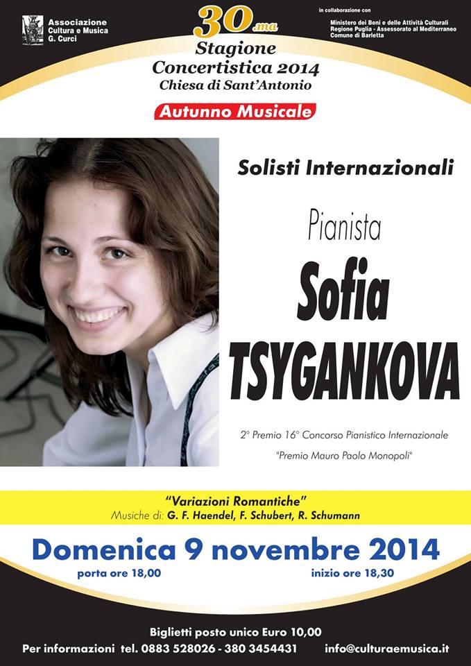 sofia tsyganova