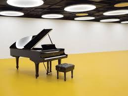 Yuk! First sight of Steinway's New York showroom
