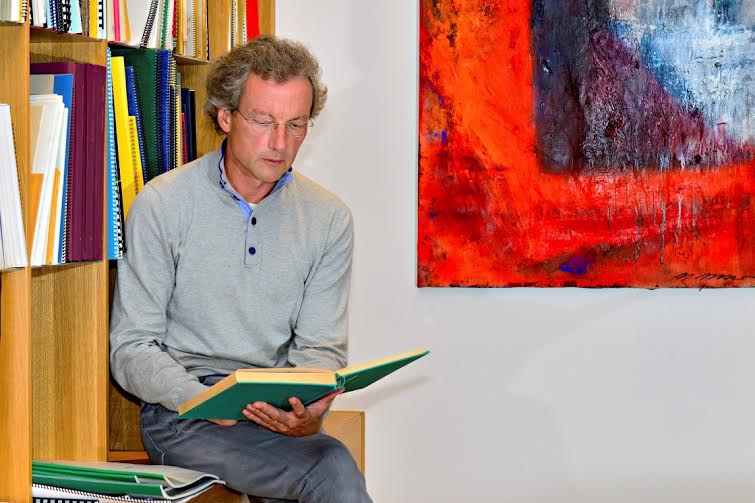Franz Welser-Möst: I could stay at home and read a book
