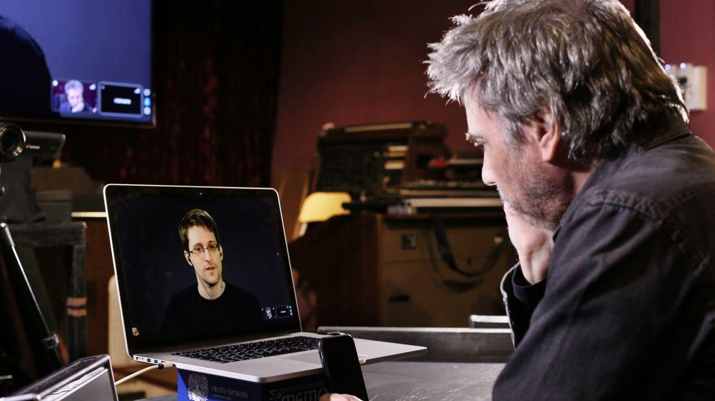 Edward Snowden, digital spy, emerges as electronic musician
