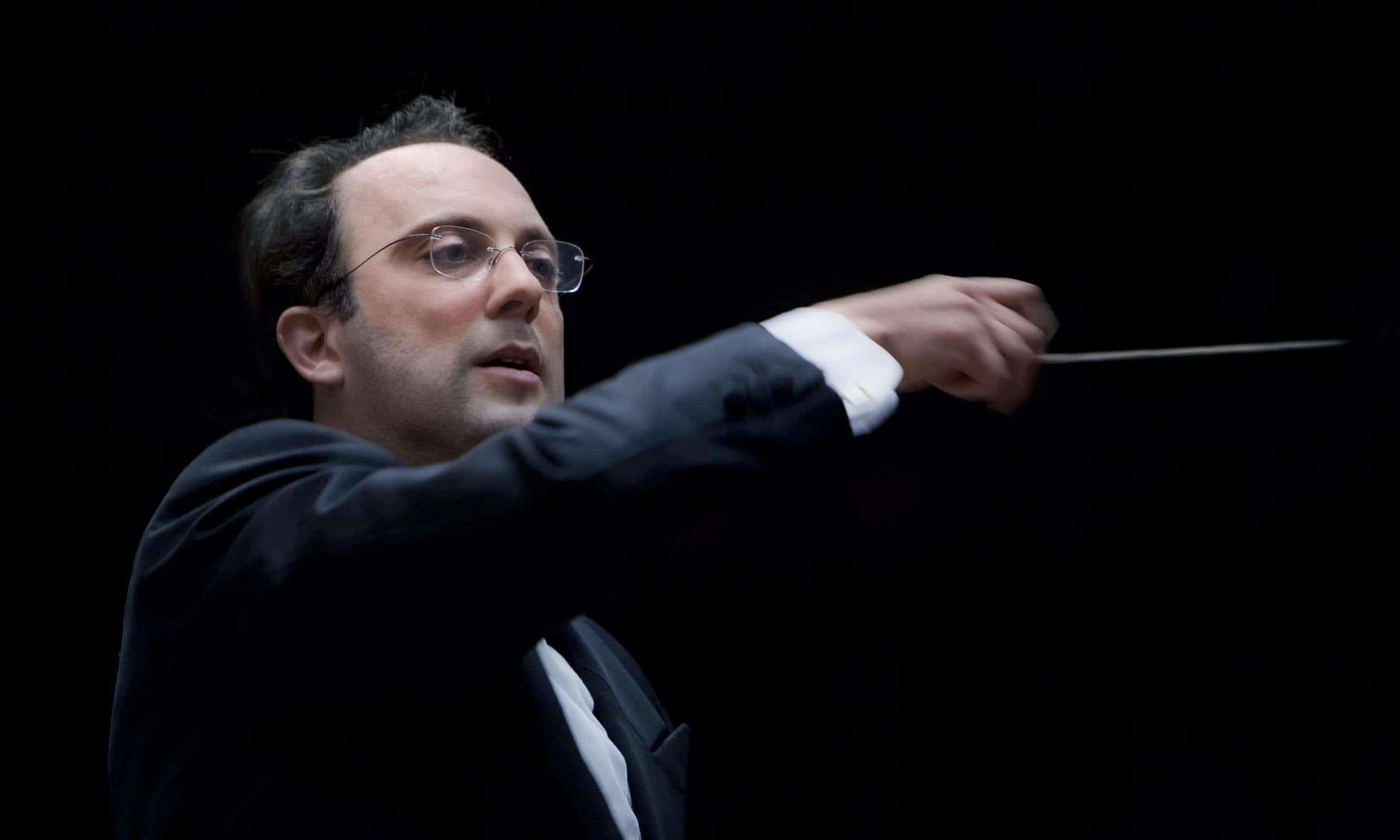 The next German Ring conductor will be British