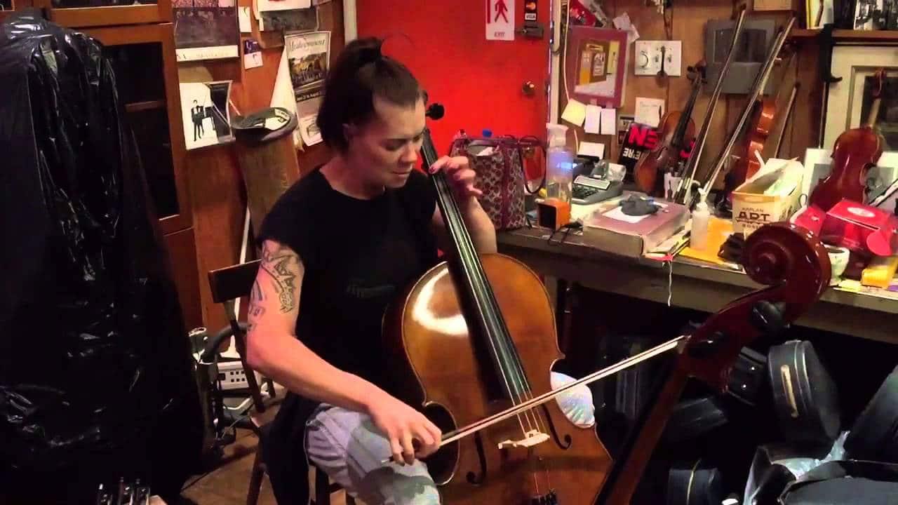 chyna cello