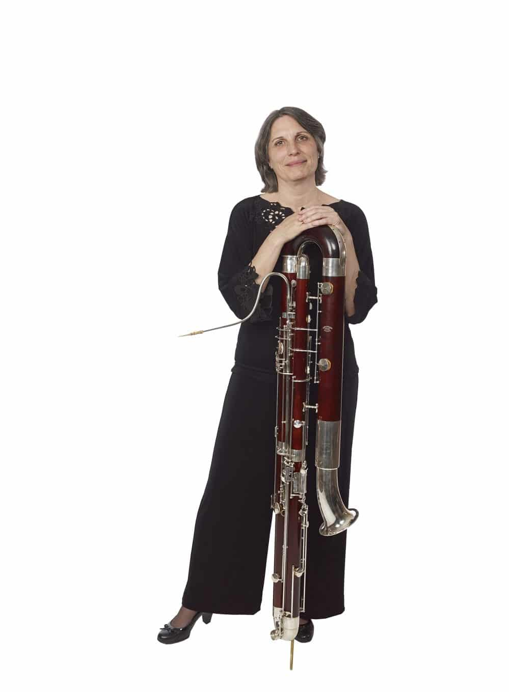 Someone just stole my 25-lb contrabassoon