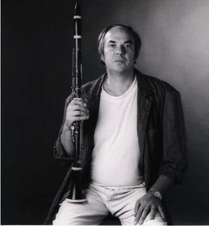 Concertgebouw mourns revered principal clarinet