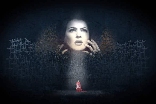 Netrebko cancels Tosca, apparently on Putin's orders