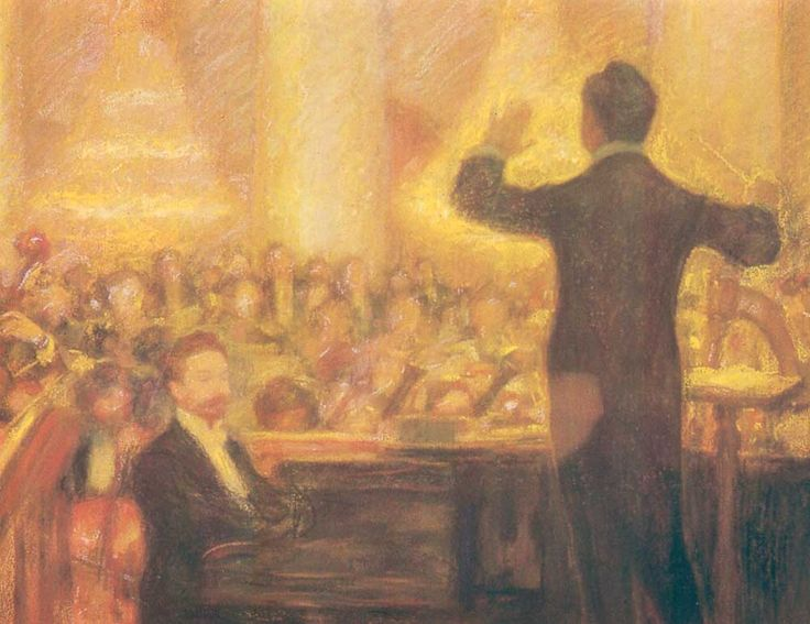 What did Scriabin share with Donald J. Trump? Small hands…
