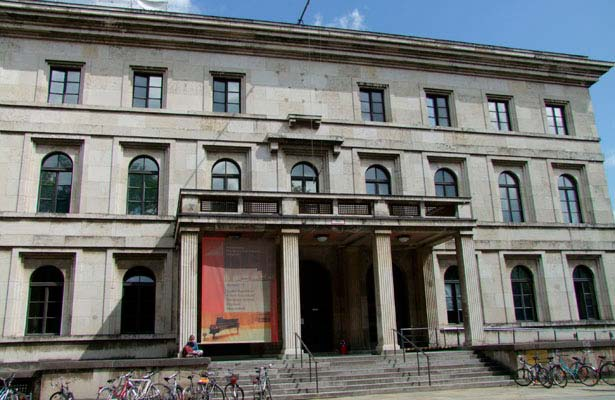 The music academy that was built as Hitler's HQ