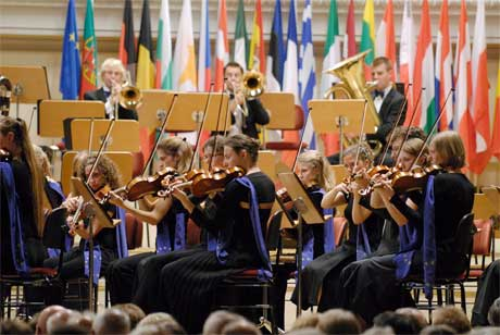 Just in: Brussels guarantees future of the EU youth orchestra