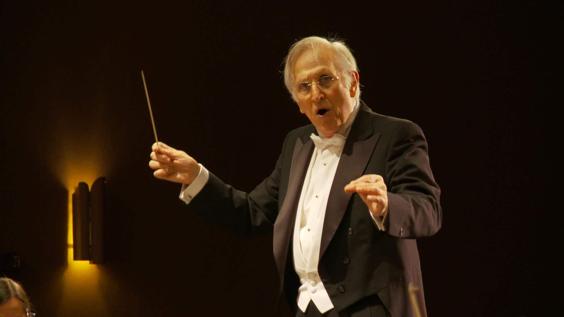 Renowned conducting teacher has died