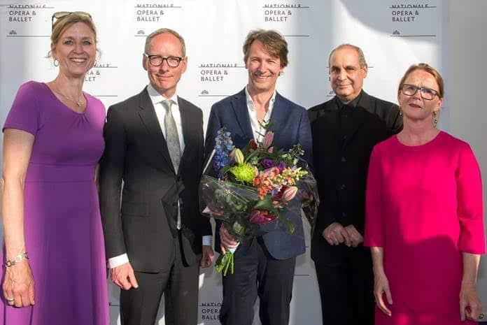 Maestro stays: Dutch cling to opera king