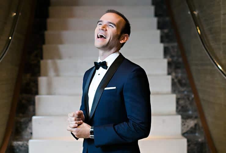 Just in: BBC Proms lose big tenor