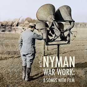 Michael Nyman's War Work opens Dresden Fest
