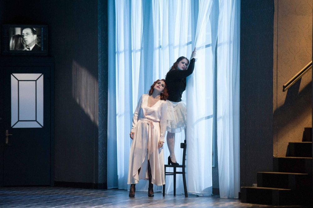 Mirga premieres opera by Nazi-banned composer