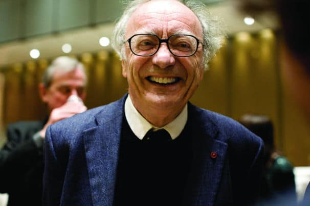 Alfred Brendel, almost 90, has Goethe on his mind