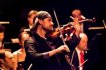 Slipped Disc | Nigel Kennedy to David Garrett: 'F… off'
