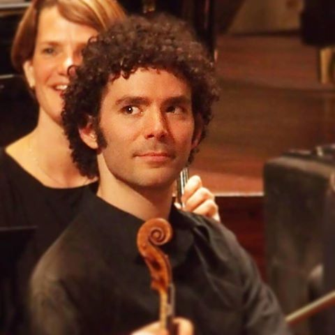 Rotters pluck Israeli concertmaster from Berlin Phil