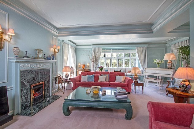 Conductor's home for sale