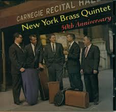 ny brass quintet