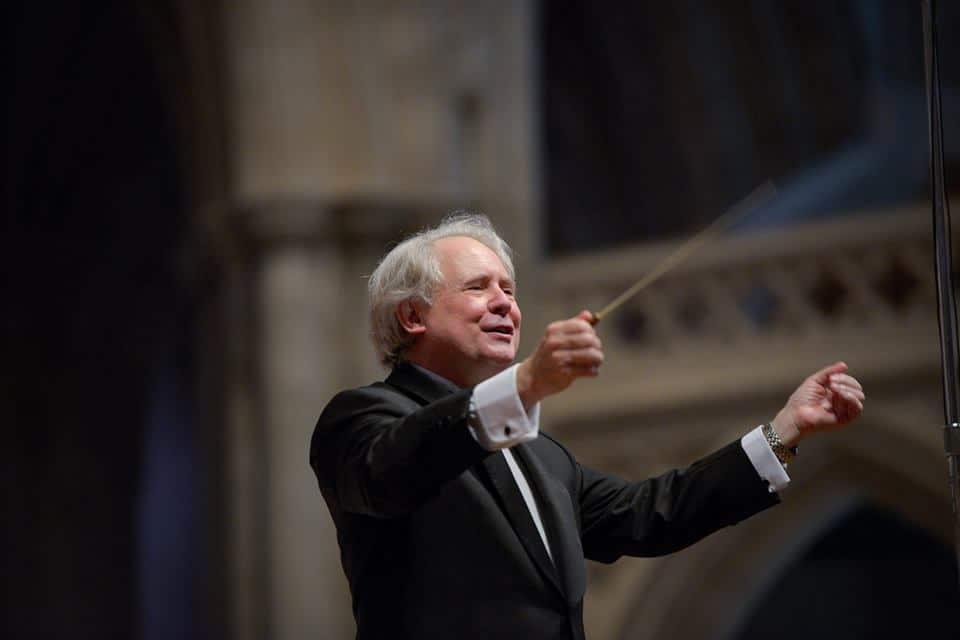 Sad news: Washington mourns music giant