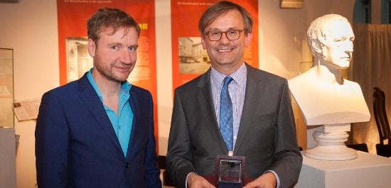 British chorus chief is honoured by Berlin