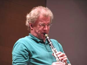 Vanska grabs Kansas clarinet