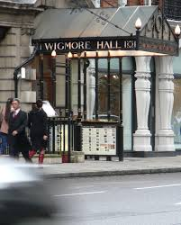 Wigmore Hall ups its diversity