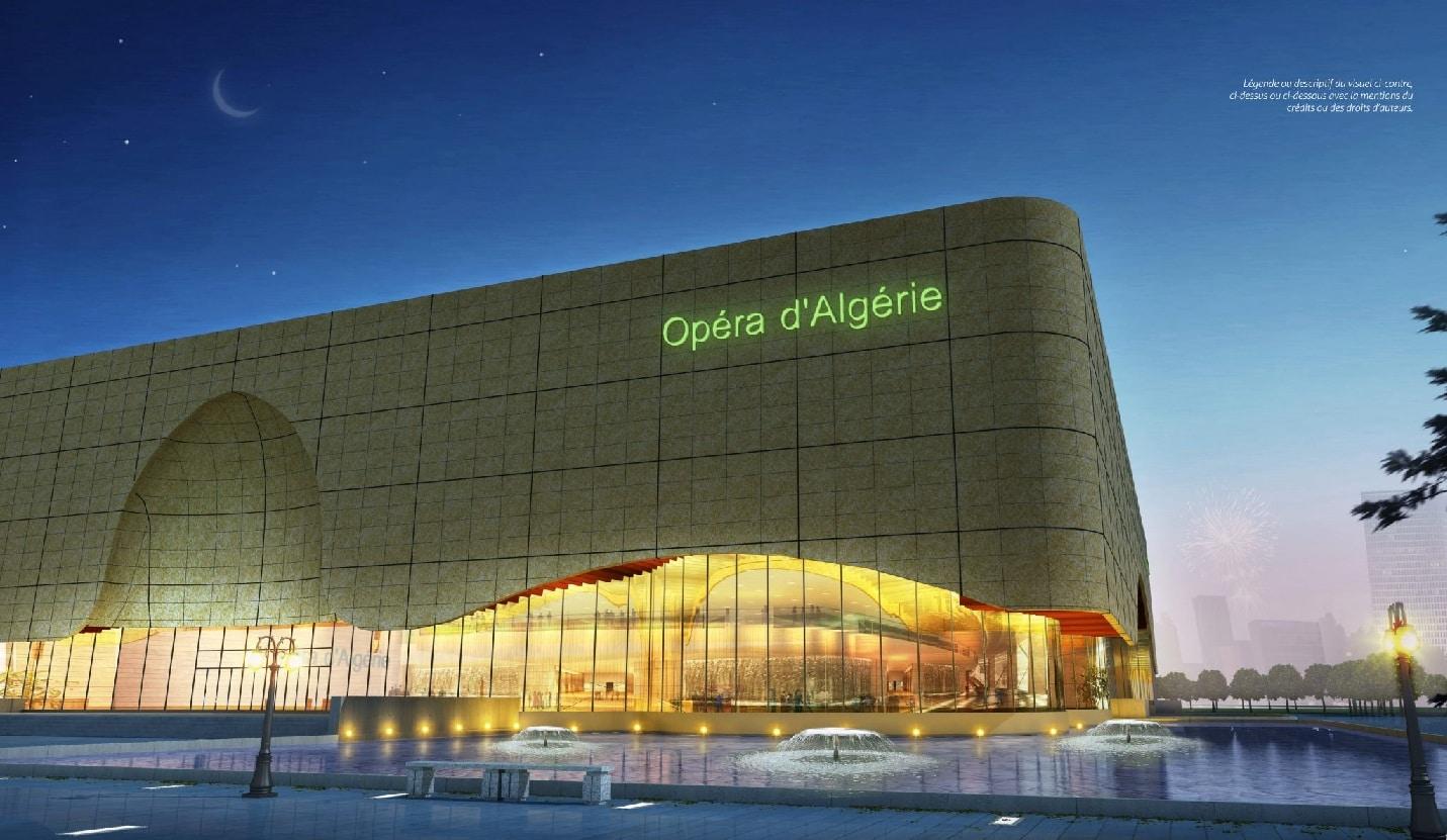 algeria opera