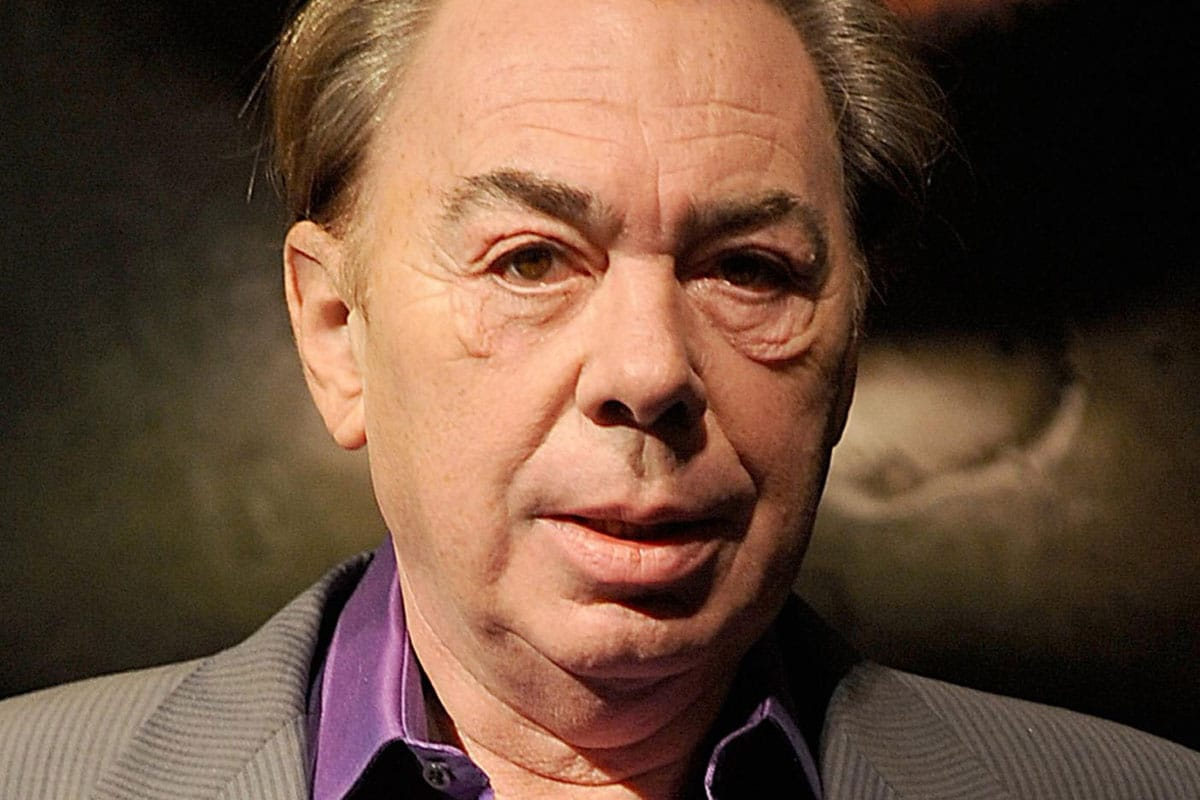 Lloyd Webber cuts one orchestra, records with another