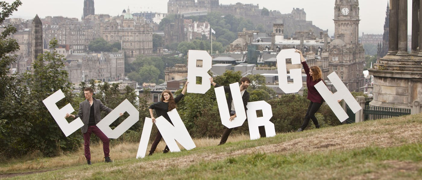 Confirmed: Edinburgh goes dark