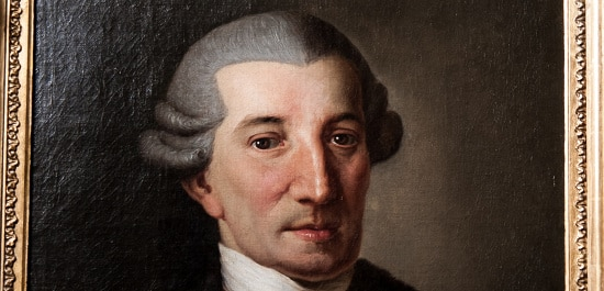 What's Haydn like in his smalls?