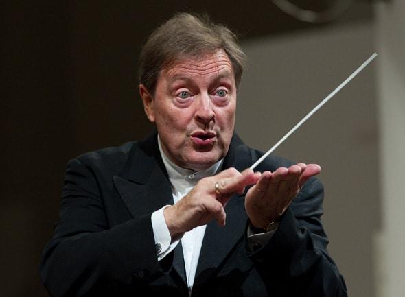 Frankfurt (Oder), 02.01.2011- Konzerthalle Neujahrskonzert mit dem Brandenburgischen Staatsorchester Dirigent: Howard Griffiths