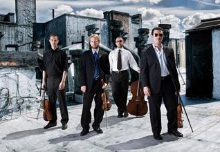 Breaking: US string quartet loses two members
