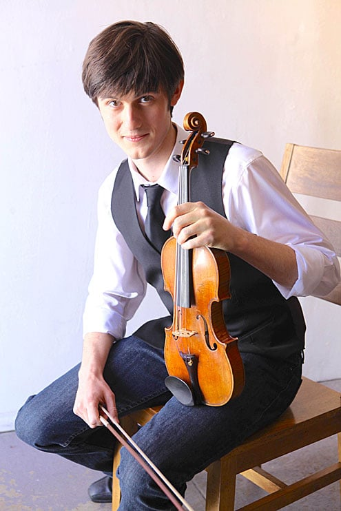 US orch appoints Buddhist concertmaster